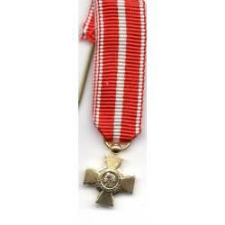 Croix de la Valeur Militaire réduction