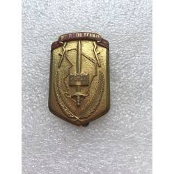 TCHAD : 1er Régiment du Tchad