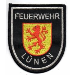 Allemagne : Sapeurs Pompiers de LUNEN