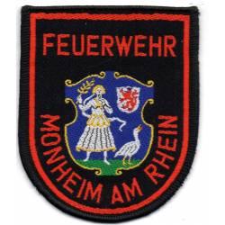 Allemagne : Sapeurs Pompiers volontaires de MONHEIM AM RHEIN