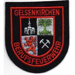Allemagne : Sapeurs Pompiers professionnels de GELSENKIRCHEN