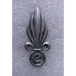2e Régiment Etranger de Cavalerie grenade de béret