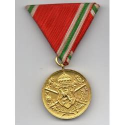 BULGARIE : Médaille Commémorative 1915-1918