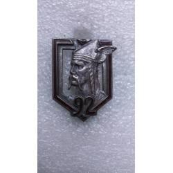 92e Régiment d'Infanterie