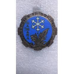 Service Frigorifique de la 10e Région Militaire