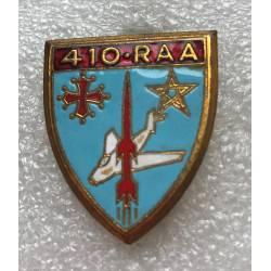 410e Régiment d'Artillerie Anti-Aérienne