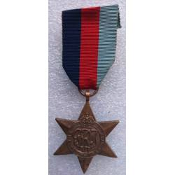 ANGLETERRE : The 1939 - 1945 Star