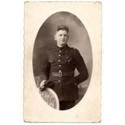 Photo 1939 d'un soldat du 26e RI