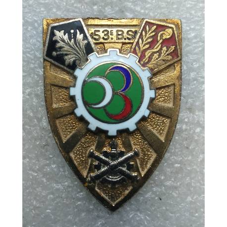 53e Bataillon de Services