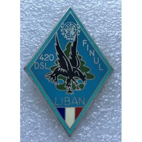 402e Détachement de Soutien Logistique FINUL LIBAN