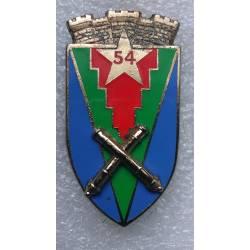 54e Régiment d'Artillerie