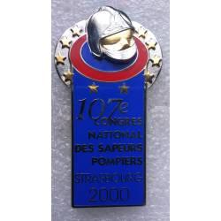 107e Congrès National des Sapeurs Pompiers STRASBOURG 2000