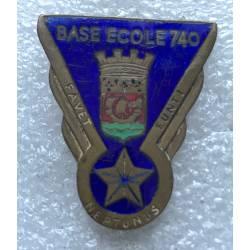 Base Ecole 740 NANTES