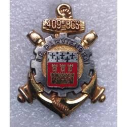409e Bataillon de Commandement et des Services