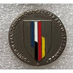 Coin Deutsch Französishe Brigade Franco Allemande