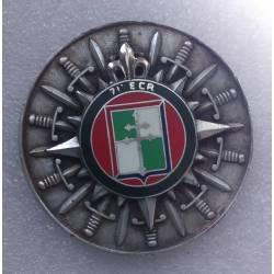 Médaille de table 71e Escadron de Circulation Routière