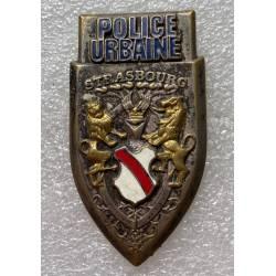 Police Urbaine de STRASBOURG