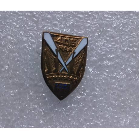 406e Régiment d'Artillerie Anti-aérienne (réduction)