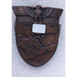 Allemagne 3e Reich : Plaque KRIM 1941-1942 (copie)