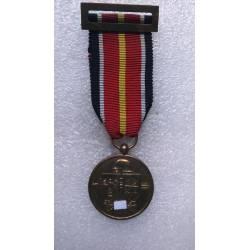 Espagne : Médaille des volontaires espagnols de la division AZUL contre l'URSS