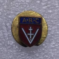 insigne de boutonnière A.R.C