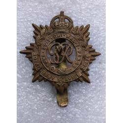 Angleterre : Royal Army Service Corps cap badge