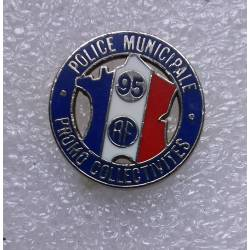 jeton caddie Police Municipale 95