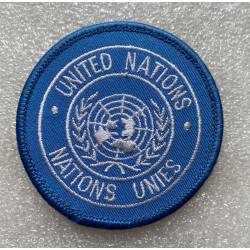 écusson UNITED NATIONS - NATIONS UNIES