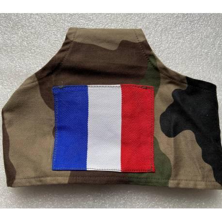 brassard camouflé des troupes françaises