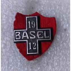 SUISSE : BASEL 1912