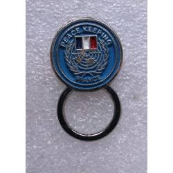 PEACE KEEPING FRANCE (pin's)