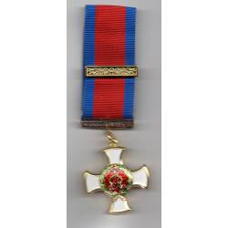 ANGLETERRE : Distinguished Service Cross reproduction