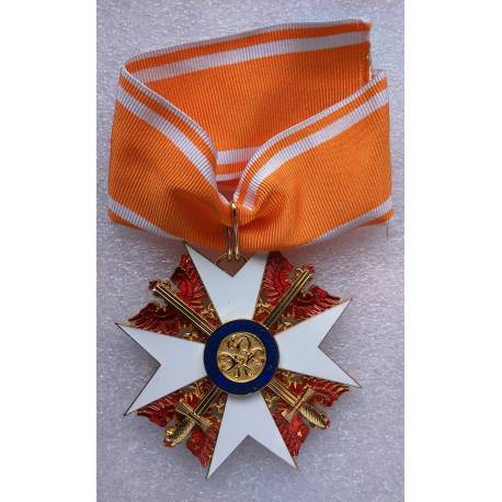 Ordre de l'Aigle Rouge de 1ere classe  reproduction