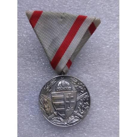 HONGRIE : Commémorative 1914-1918 PRO DEO ET PATRIA