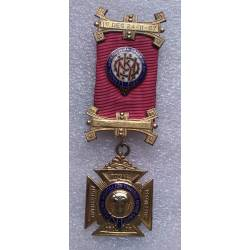 ANGLETERRE : ROYAL ANTEDILUVIAN ORDER of BUFFALOES