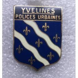 YVELINNES 78 Police Urbaine