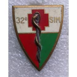 32e Section d'Infirmiers Militaires