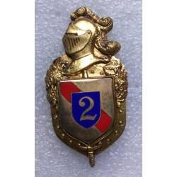 2e Légion de Gendarmerie d'Occupation type 3
