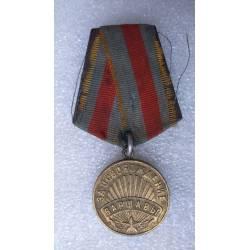 URSS : Médaille pour la libération de VARSOVIE