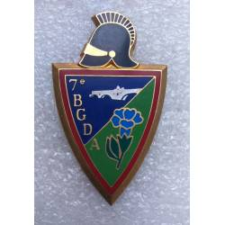 7 Bataillon du Génie de Division Alpine (BGDA)