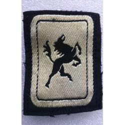 5e Division Blindée tissé écusson de bras