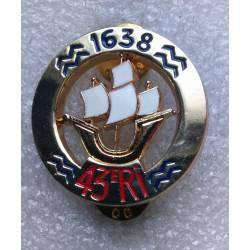 43e Régiment d'Infanterie