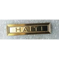 agrafe HAITI