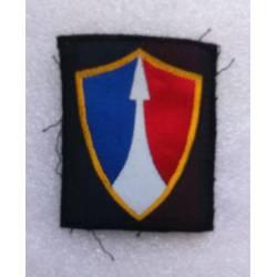 2e Corps d'Armée type 2 rectangle 67x84mm