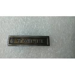 agrafe ITALIE