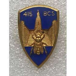 415e Bataillon de Commandement et des Services