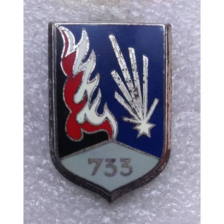 733e Compagnie de Munitions