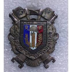 Fédération des Sapeurs Pompiers de la République Française - Membre Actif