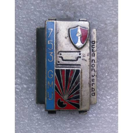 753e Groupement de Munitions (GMU)