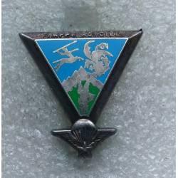 35e Régiment d'Artillerie Parachutiste Elément détaché au 57e RA FRAPPE AU CIEL